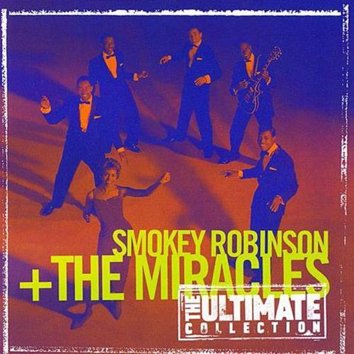 Smokey Robinson And The Miracles - The Ultimate Collection Album Art