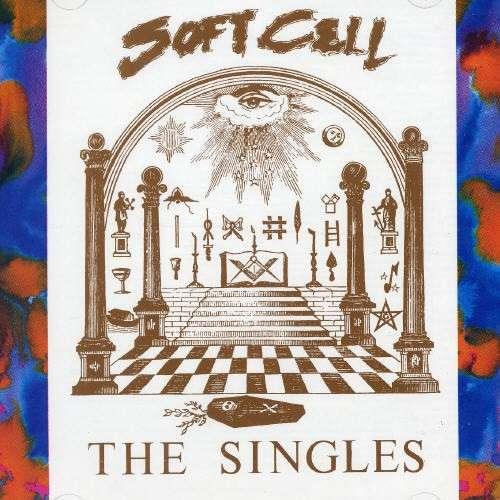 Soft Cell - The Singles Album Art