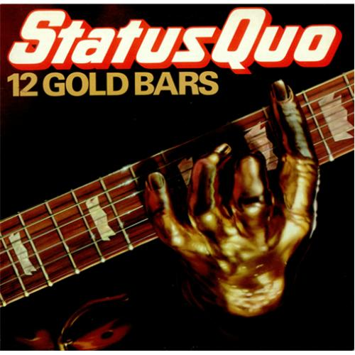 Status Quo - 12 Gold Bars Album Art