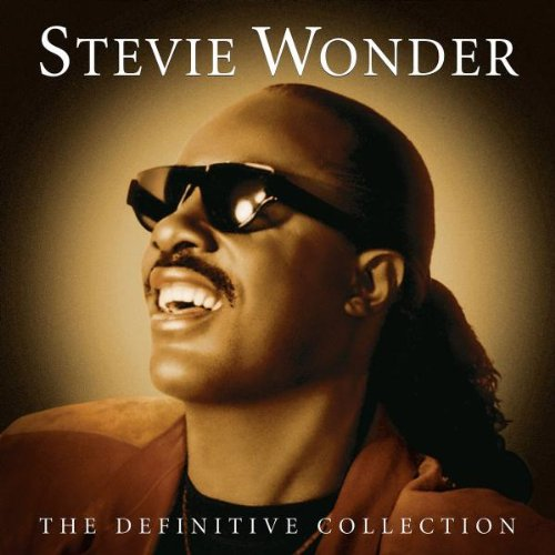 Stevie Wonder - The Definitive Collection Disc 1 Album Art