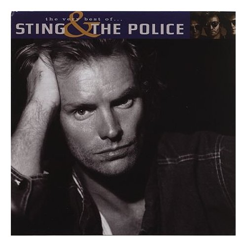 Sting And The Police - The Very Best Of Sting And The Police Album Art