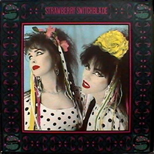 Strawberry Switchblade - Strawberry Switchblade Album Art