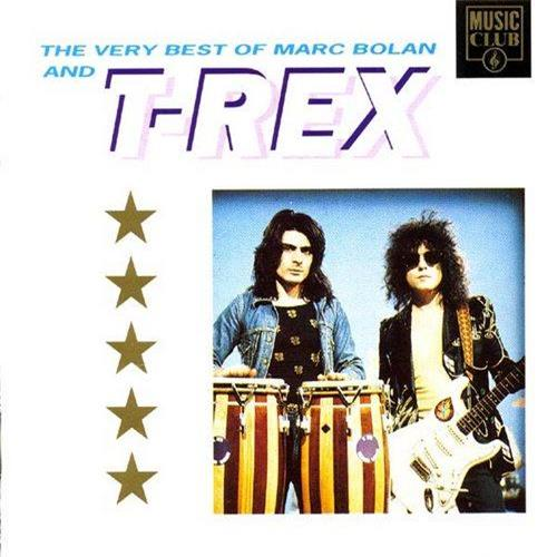 T. Rex - The Very Best Of T. Rex Album Art