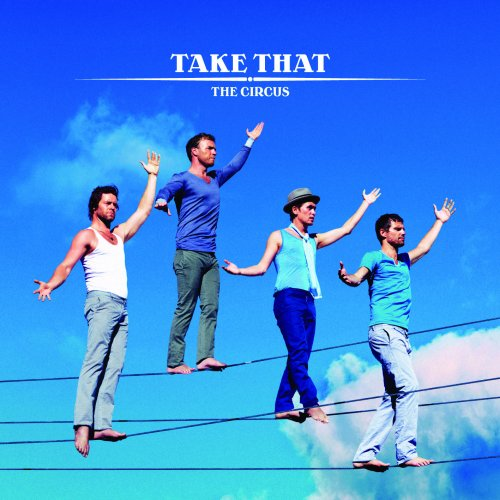 Take That - The Circus Album Art