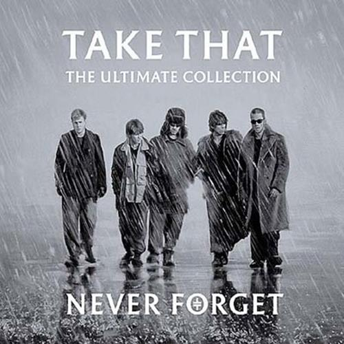 Take That - Ultimate Collection Album Art
