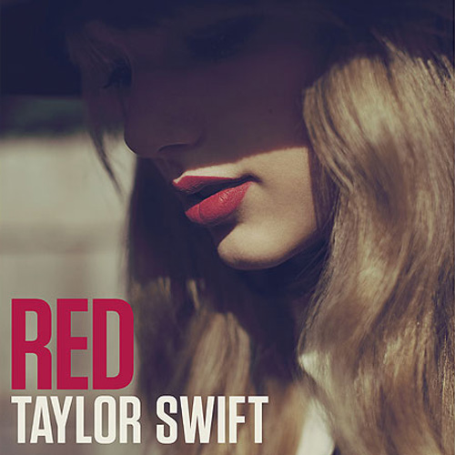 Taylor Swift - Red Album Art