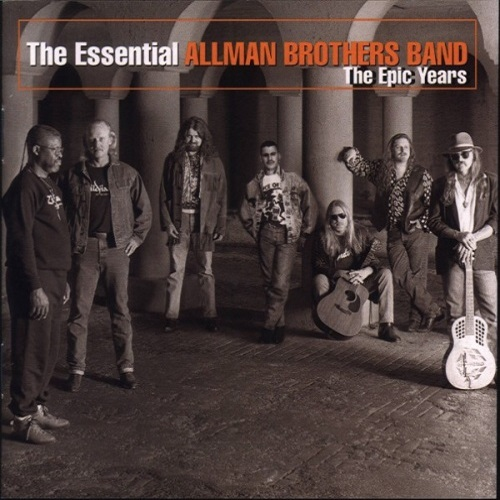 The Allman Brothers Band - The Essential Collection Album Art