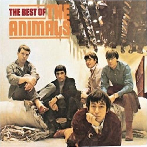 The Animals - The Best Of The Animals Album Art