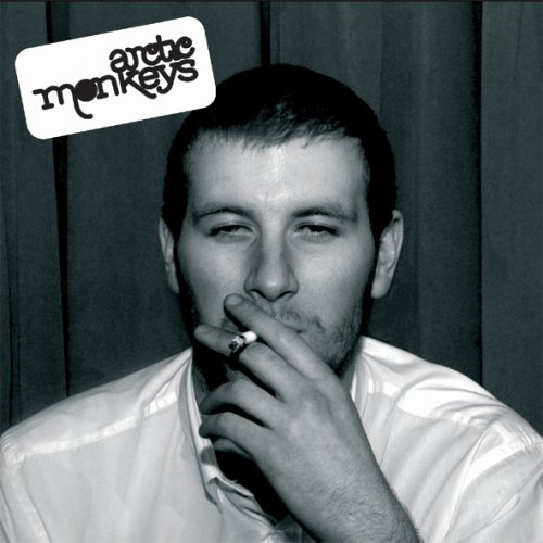 The Arctic Monkeys - Whatever People Say I Am, Thats What Im Not Album Art