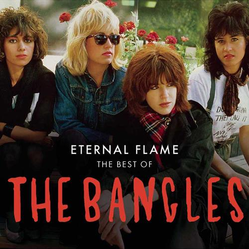 The Bangles - Eternal Flame The Best Of The Bangles Album Art