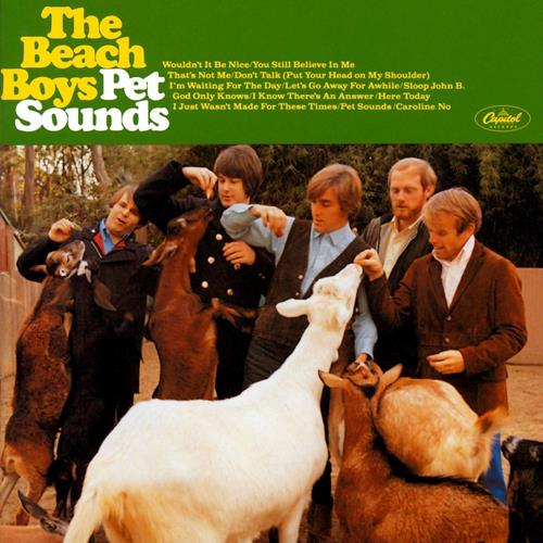 The Beach Boys - Pet Sounds Album Art