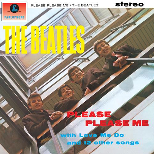 The Beatles - Please Please Me Album Art