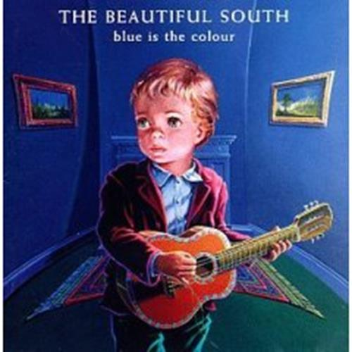 The Beautiful South - Blue Is The Colour Album Art