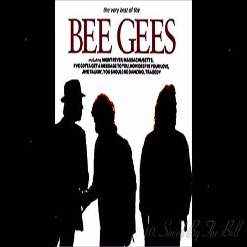The Bee Gees - Very Best Of The Bee Gees Album Art