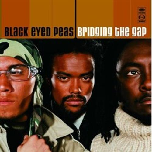 The Black Eyed Peas - Bridging The Gap Album Art