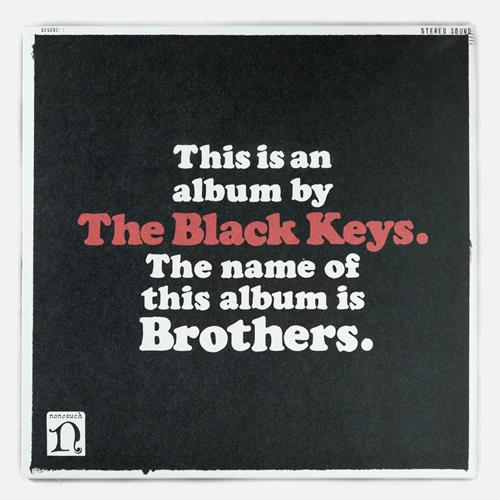 The Black Keys - Brothers Album Art