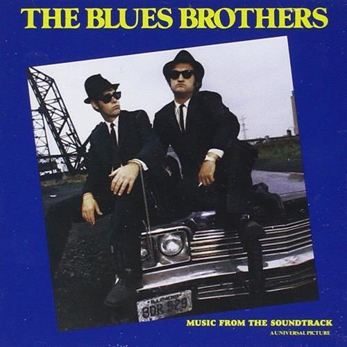 The Blues Brothers - The Blues Brothers Album Art
