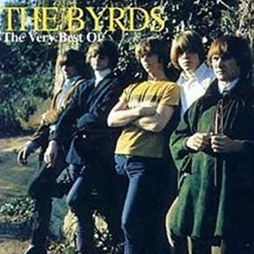 The Byrds - Very Best Of The Byrds Album Art