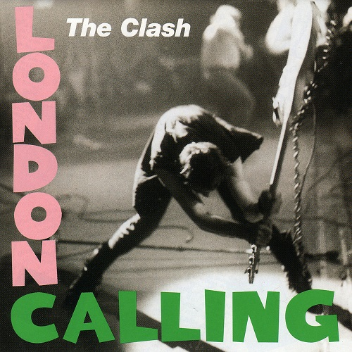 The Clash - London Calling Album Art