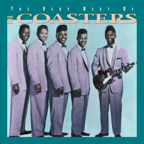 The Coasters - The Very Best Of The Coasters Disc 1 Album Art