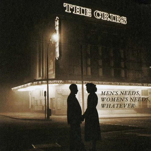 The Cribs - Mens Needs, Womens Needs, Whatever Album Art