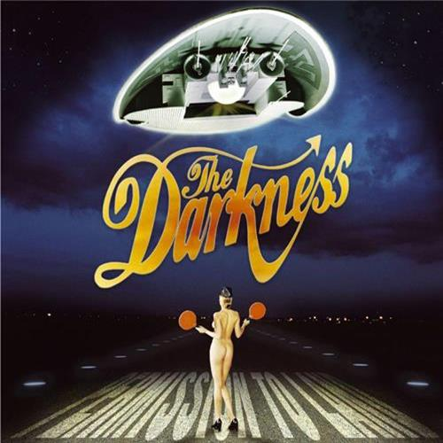 The Darkness - Permission To Land Album Art