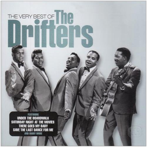 The Drifters - The Definitive Drifters Disc 1 Album Art