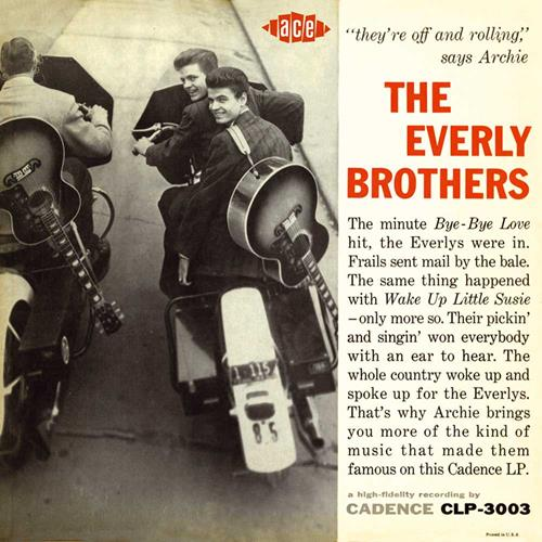 The Everly Brothers - The Everly Brothers Disc I Album Art
