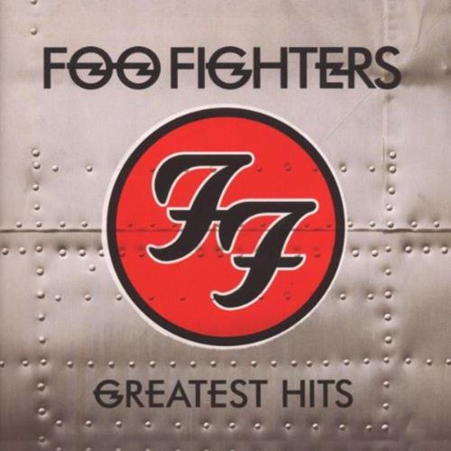 The Foo Fighters - Greatest Hits Album Art