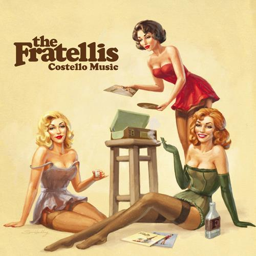 The Fratellis - Costello Music Album Art