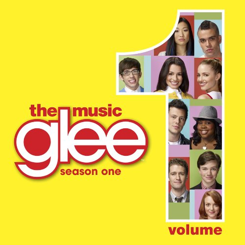The Glee Cast - Glee The Music Vol. 1 Album Art