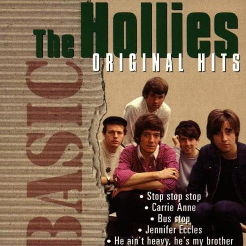 The Hollies - Original Hits Album Art