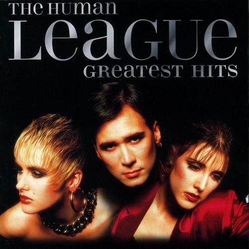 The Human League - Greatest Hits Album Art