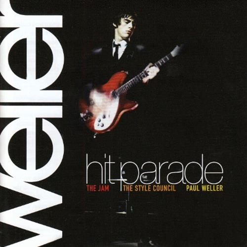 The Jam - Hit Parade Album Art