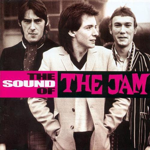The Jam - The Sound Of The Jam Album Art
