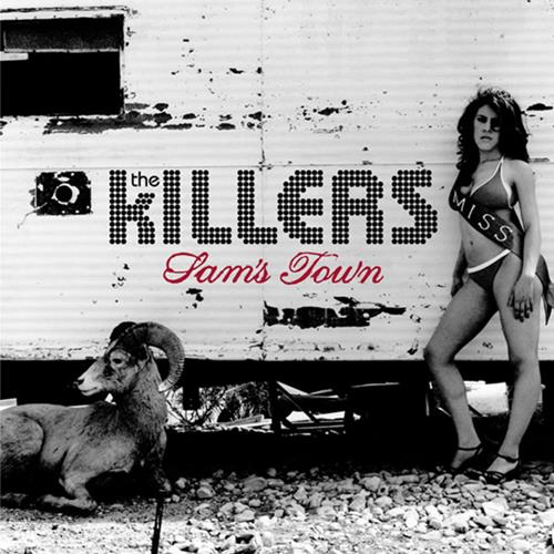 The Killers - Sams Town Album Art