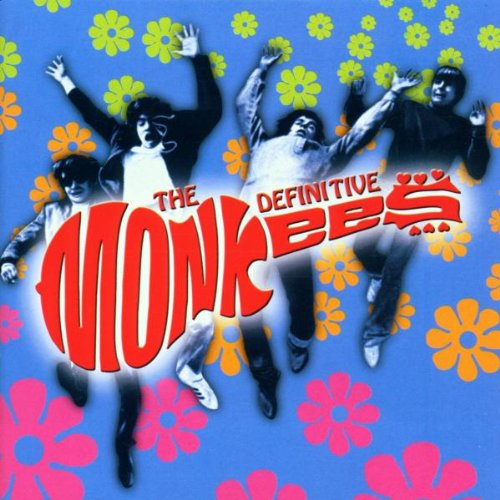 The Monkees - The Definitive Monkees Album Art