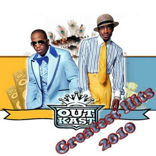 The Outkast - Greatest Hits Album Art