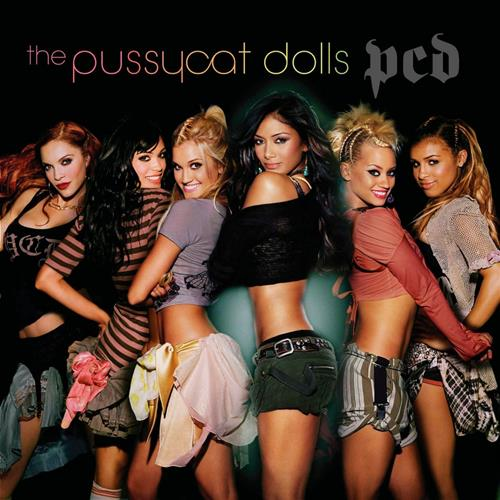 The Pussycat Dolls - P C D Album Art