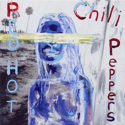 The Red Hot Chili Peppers - By The Way Album Art
