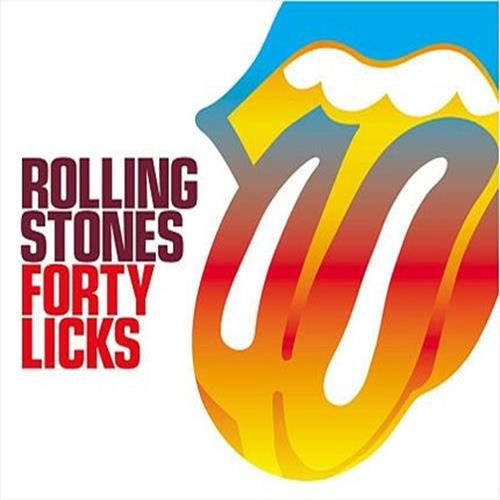 The Rolling Stones - Forty Licks Disc 1 Album Art