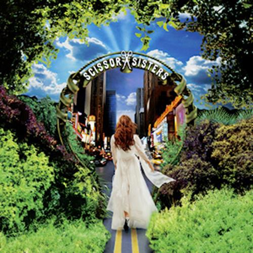 The Scissor Sisters - Scissor Sisters Album Art