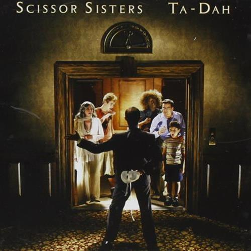 The Scissor Sisters - Ta-Dah Album Art