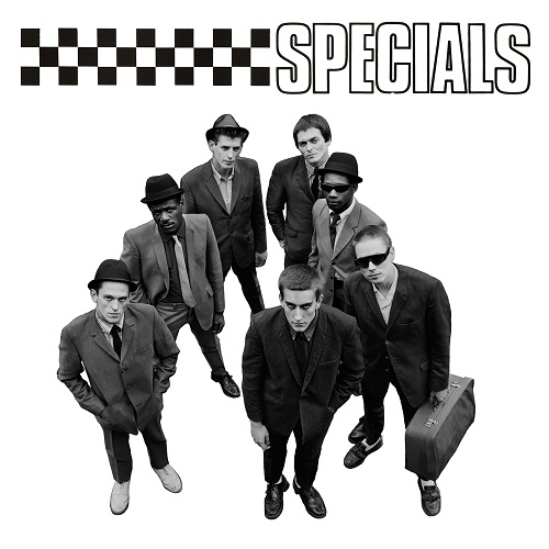 The Specials - The Specials Album Art