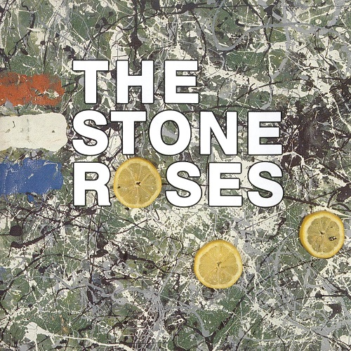 The Stone Roses - The Stone Roses Album Art