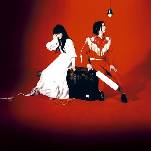 The White Stripes - Elephant Album Art