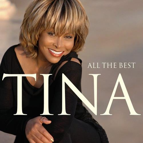 Tina Turner - All The Best Disc 2 Album Art
