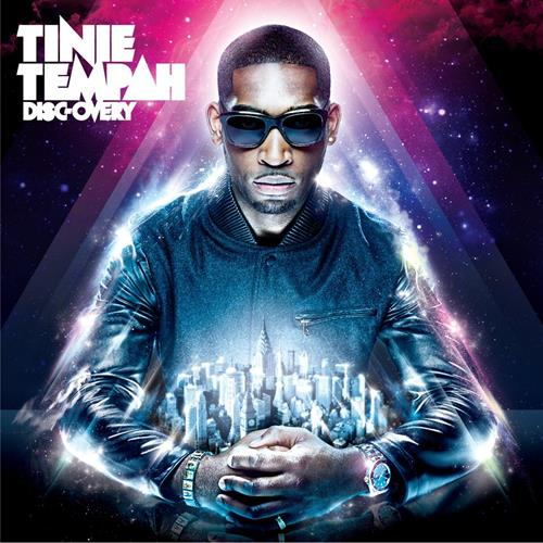Tinie Tempah - Disc-Overy Album Art