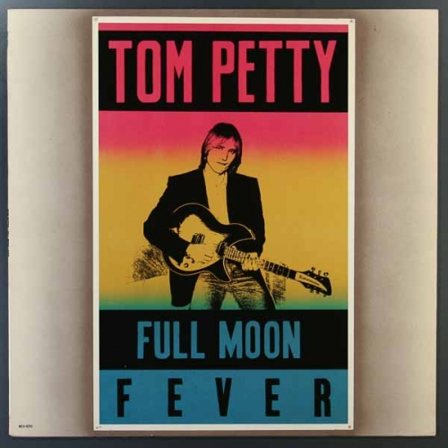 Tom Petty - Full Moon Fever Album Art