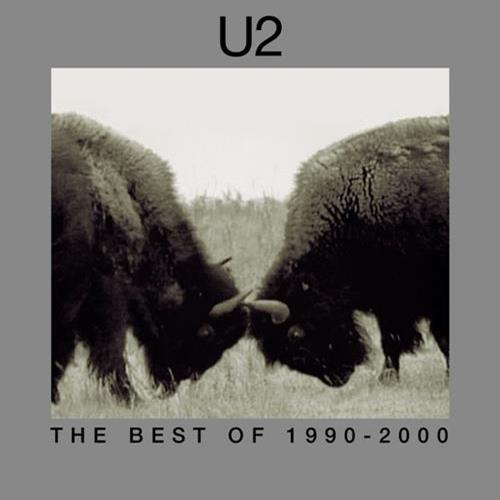 U2 - The Best Of 1990-2000 Album Art
